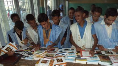 نواكشوط: انتعاش في أسواق الملابس والمستلزمات المدرسية